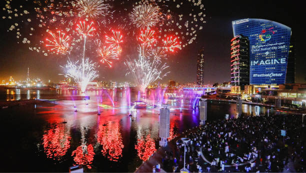 animations spectacles attractions dubai mall festival
