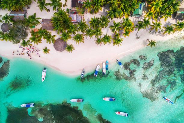 arriver en republique dmonicaine aeroport bateau excursions voyage caraibes