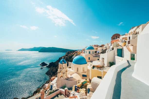 attractions grece voyage lieux touristiques grecs