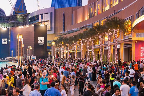 boutiques dubai mall magasins plus grand du monde