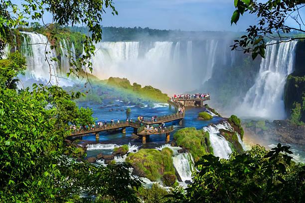 cascades iguazu argentine bresil parc national naturel