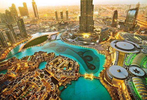 dubai mall plus grand centre commercial monde