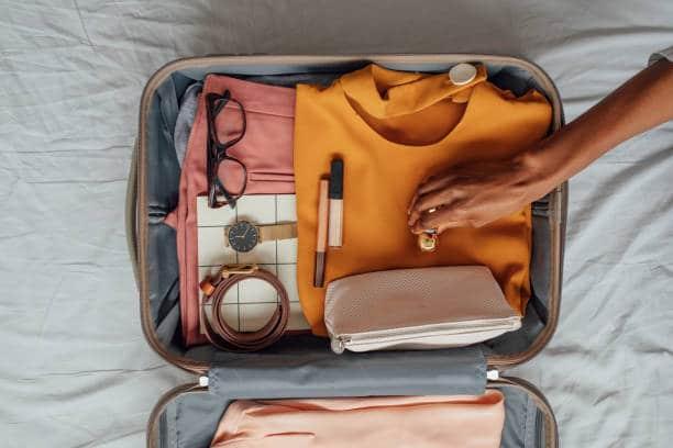 faire ses valises organisations bagages vacances
