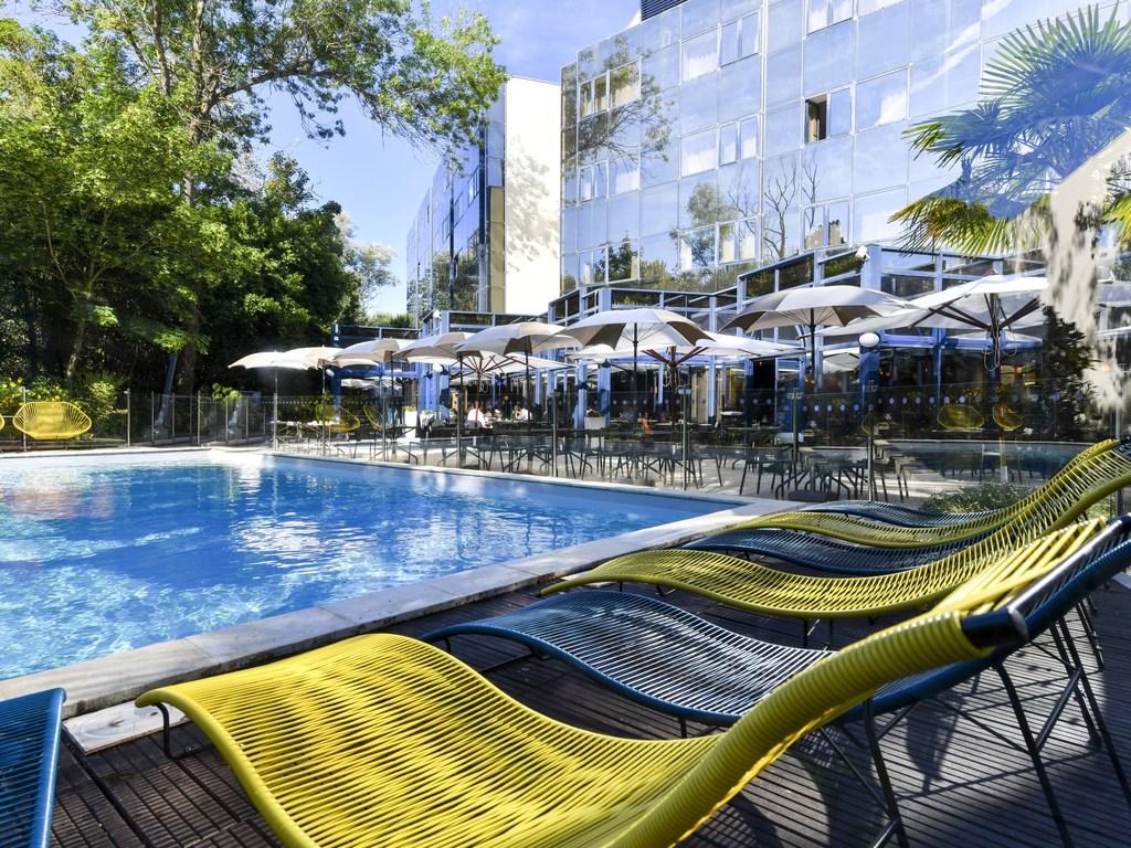 hotels la rochelle luxe piscine chauffée vue mer