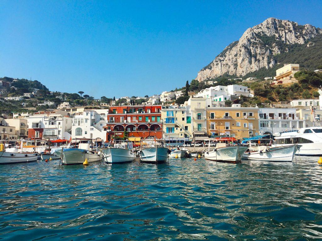 ile europeenne capri italie vacances en europe