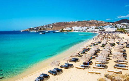 les plus belles iles grecques a visiter