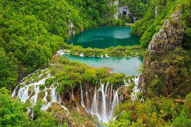 parc national lacs plitvice croatie visite découverte terre preservée