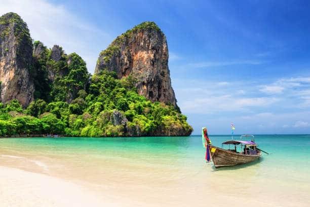 période partir thailande climat temperature