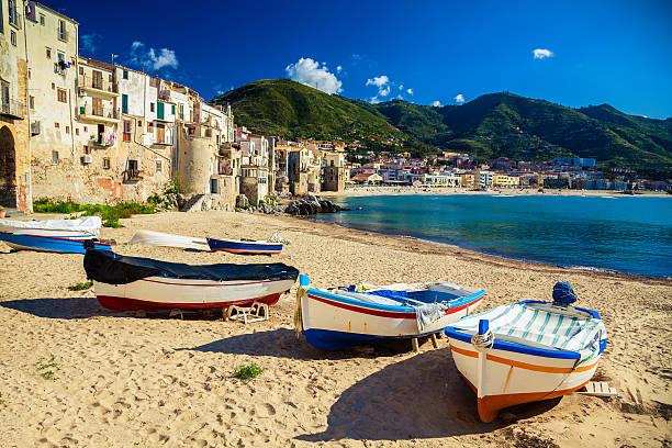 plage cefalu destination vacances sicile