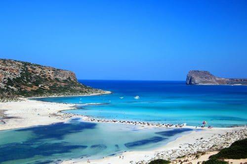 plus belles plages crete europe grece ile vacances