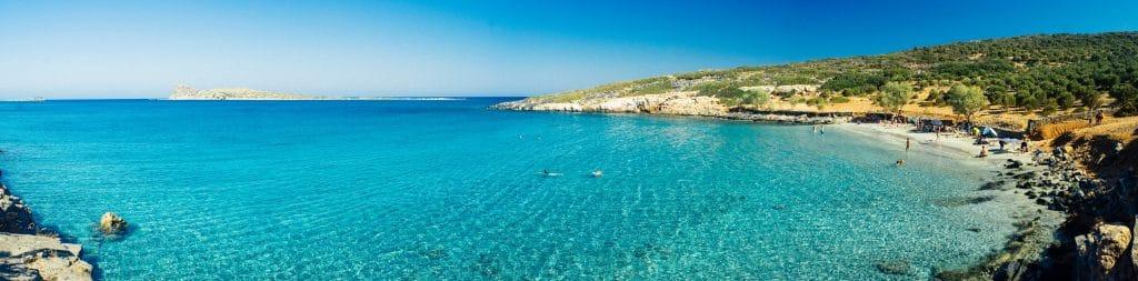 tobrouk beach crete plus belles plages grece europe