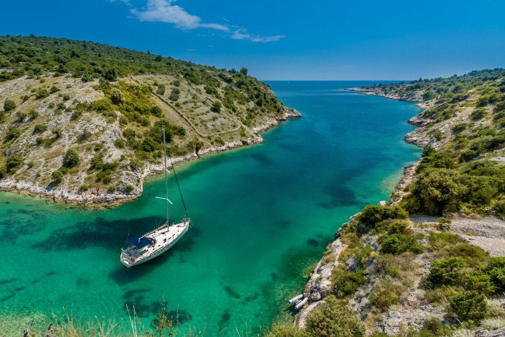 trogir-croatie-iles-européennes-vacances