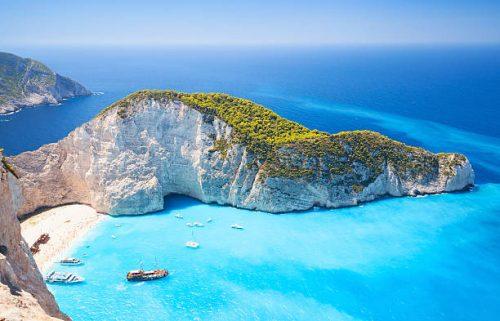 zakynthos ile de zante grece voyage europe