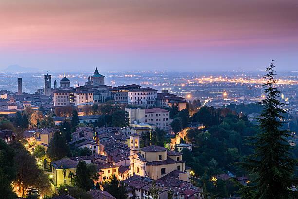 bergame ville lombardie a visiter voyage italie