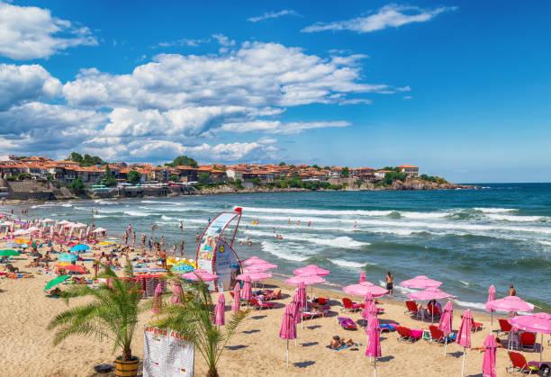 plage sozopol plongée sous marine bulgarie europe est