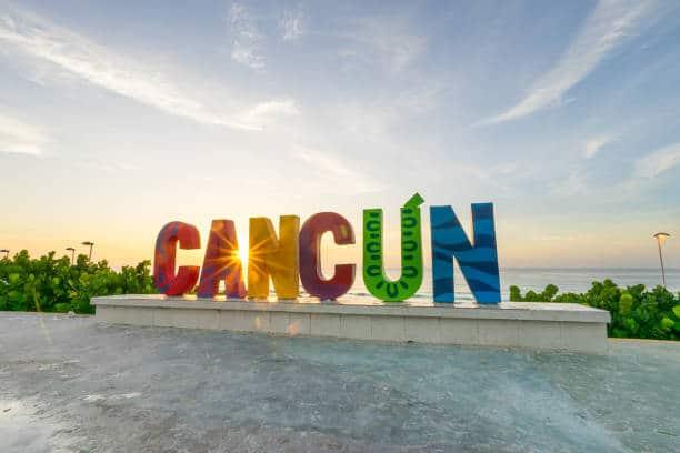spring break cancun vacances printemps fete concert monde mexique