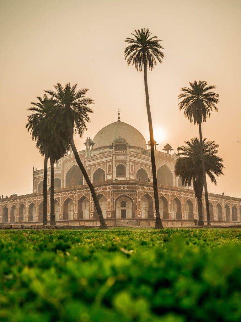 taj mahal mausolée inde palais amour sacré architecture islamique