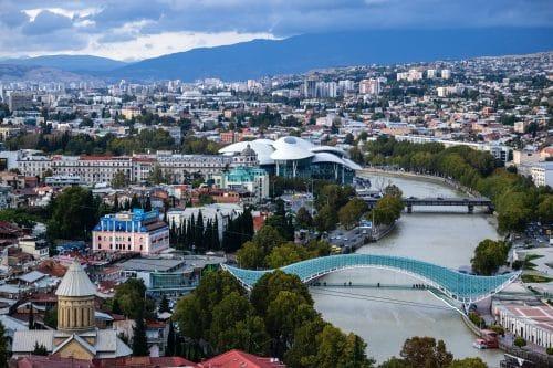 géorgie pays europe vacances voyage lieux villes