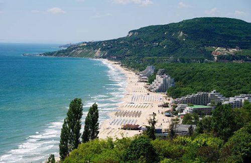 sunny beach bulgaria stations balnéaires tourisme